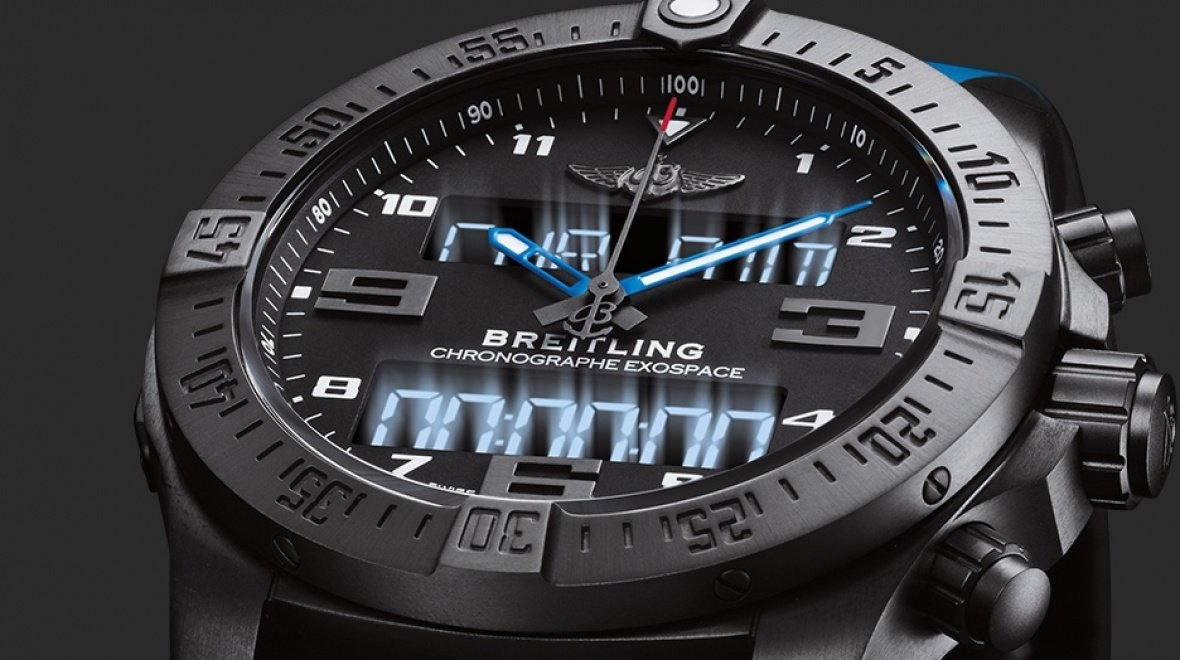 Breitling puts the B55 Connected smartwatch on sale ...