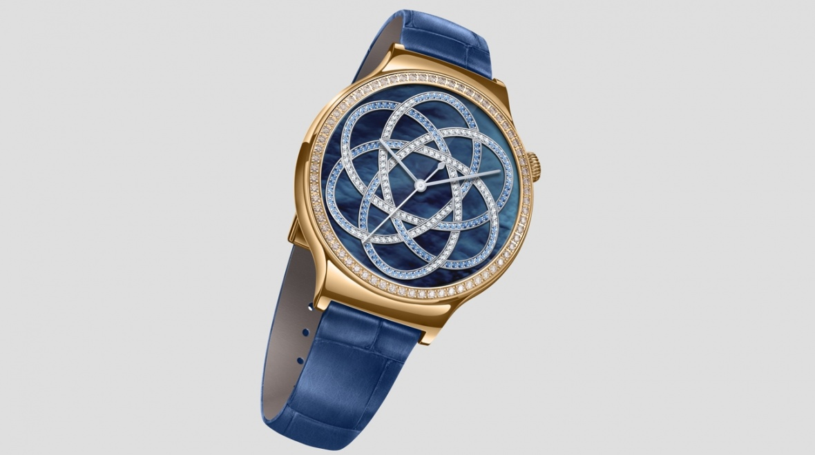 CES 2016: Huawei Watch women edition is officially unveiled