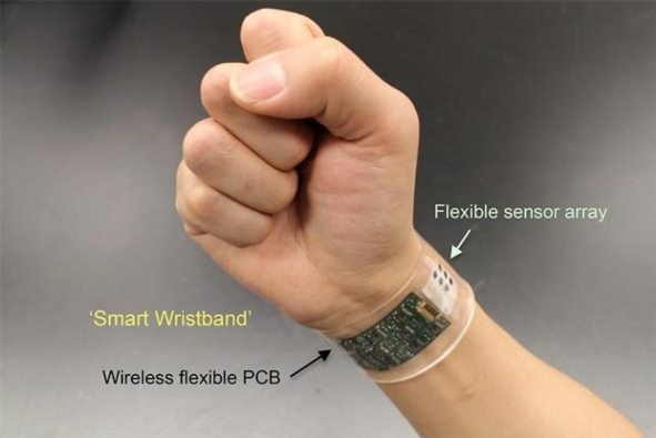 This Sweat sensor could change how wearables work!