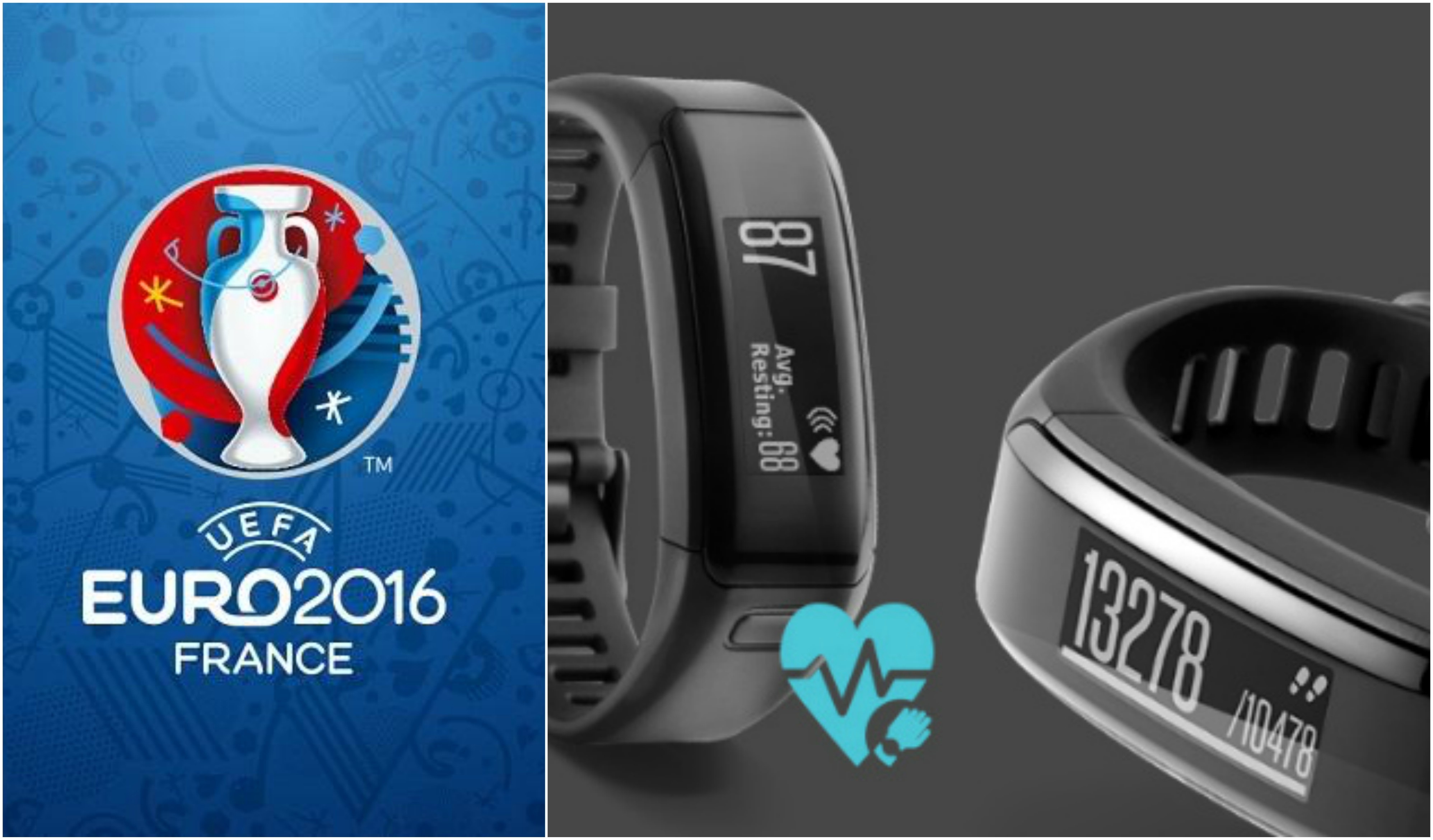 Enhance Euro 2016 with wearable tech