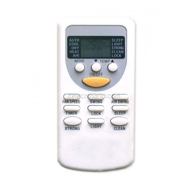 telecomando climatizzatore Chigo ZHJT01 condizionatore