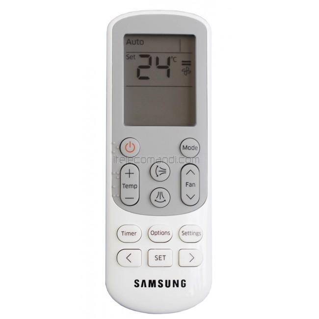 Telecomando climatizzatore samsung istruzioni  Condizionatore manuale istruzioni