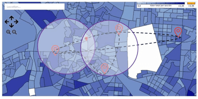 FASE 2_geomarketing ubicaciones interés_ITELLIGENT
