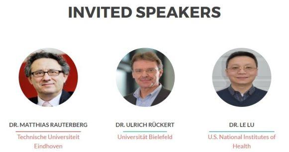 invited speakers IWANN