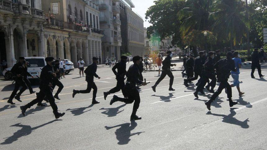 Un viaje a las entrañas del aparato represivo en Cuba