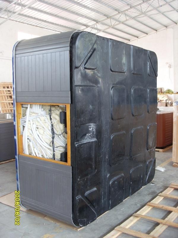 Spa  Accessoire  BASE FRP  Base frp en polyester pour fermer le dessous du spa