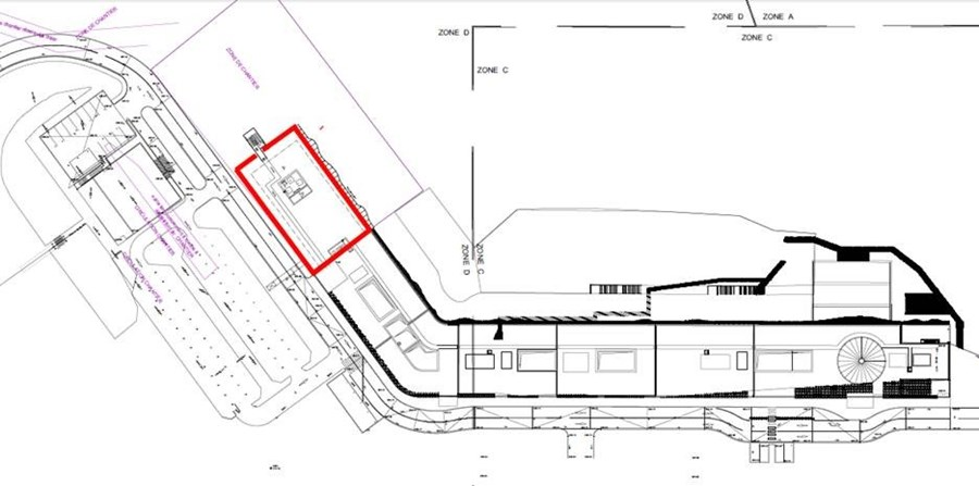 A 3,500 m² extension for Headquarters