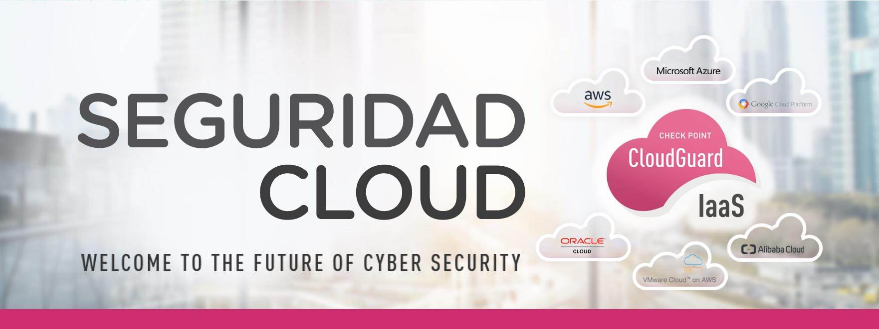 Cloud Securuty seguridad nube cloudguard checkpoint iterati