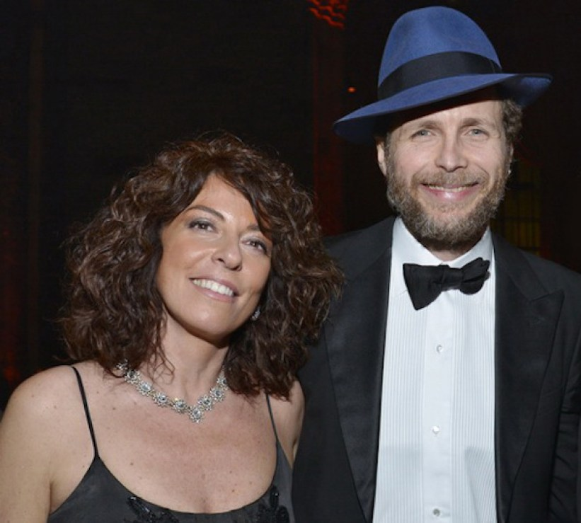 Cristina Pegoraro e Lorenzo Jovanotti