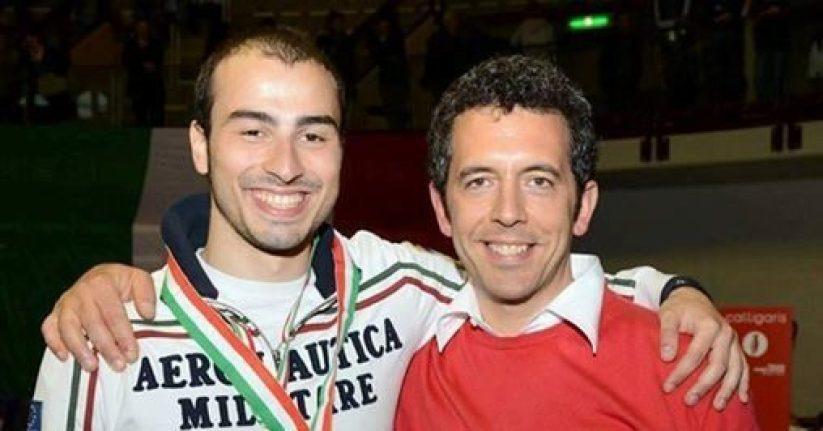 Alessio Foconi e Filippo Romagnoli