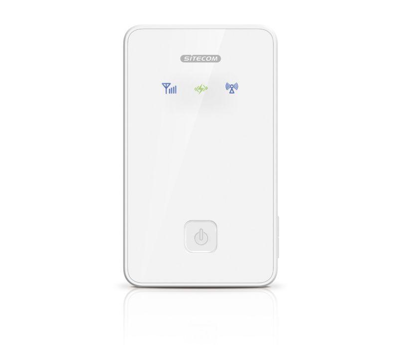Sitecom bringt mobilen WLAN-Router für bis zu acht Geräte