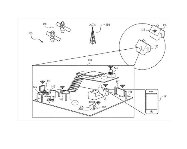 Apple patenta un sistema de seguridad para el iPhone