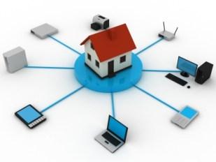 Residential network setup