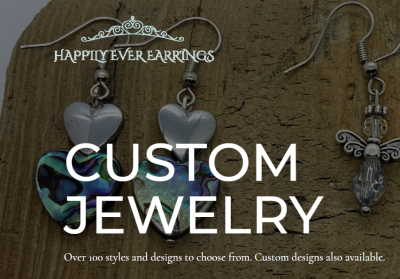 Happily Ever Earrings