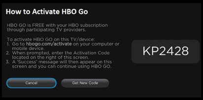 HBO GO Activate   HBO Now Activation on Your Smart TV