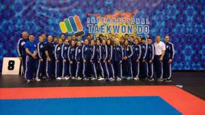 2013 World Championships Team