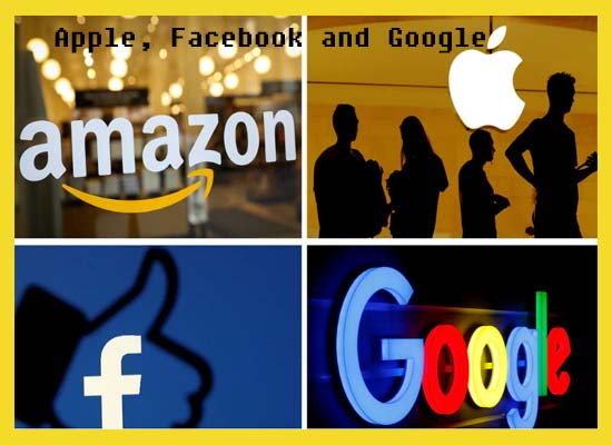 Apple, Facebook and Google Have Lost The Monopoly Argument