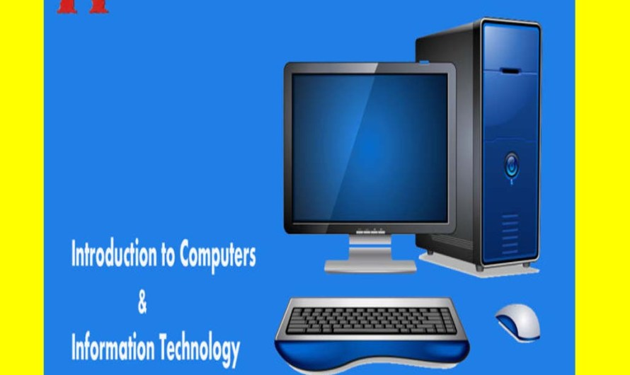 Full Introduction to Computers & Information Technology