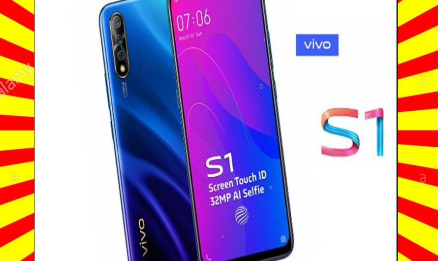 New Vivo S1 Price & Specifications