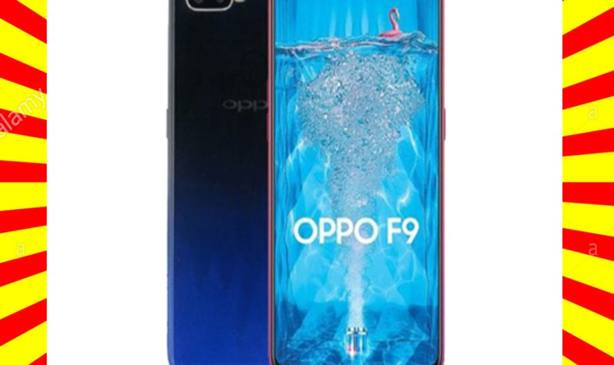 New Oppo F9 6GB Price & Specifications