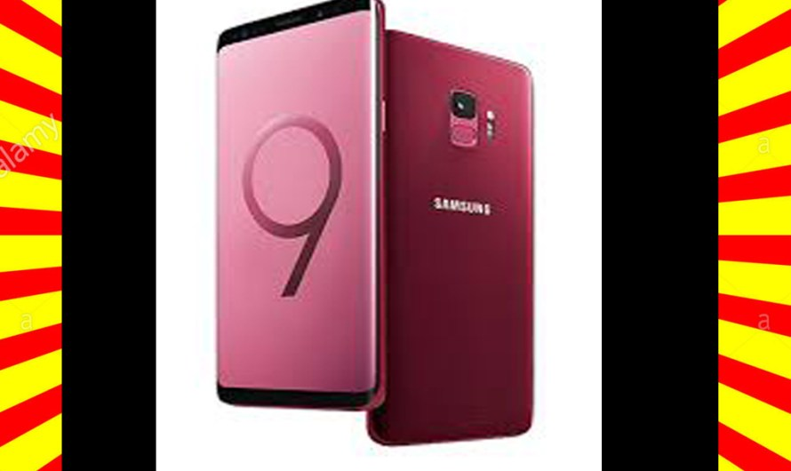 New Samsung Galaxy S9 Plus 128GB Price & Specifications