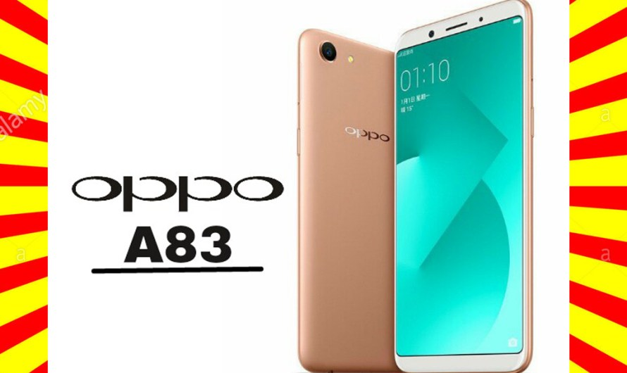 New Oppo A83 4GB Price & Specifications