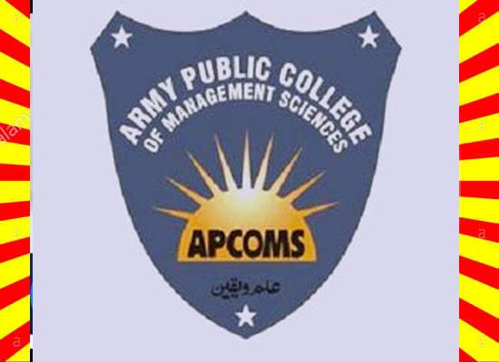 Armed force Public College Of Management Sciences Rawalpindi Admission 2020 Online