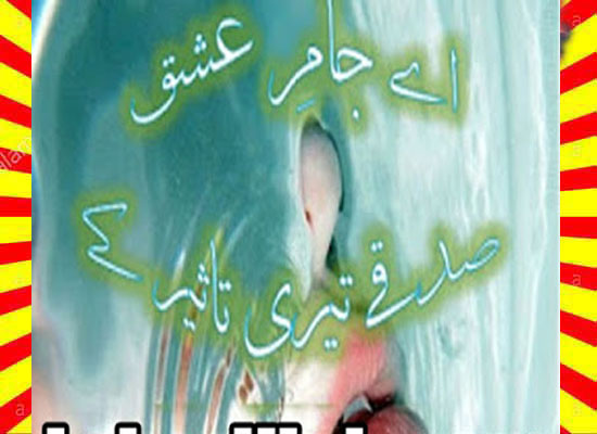 Aey Jam E Ishq Sadqay Teri Taser Kay Urdu Novel By Abrish Noor