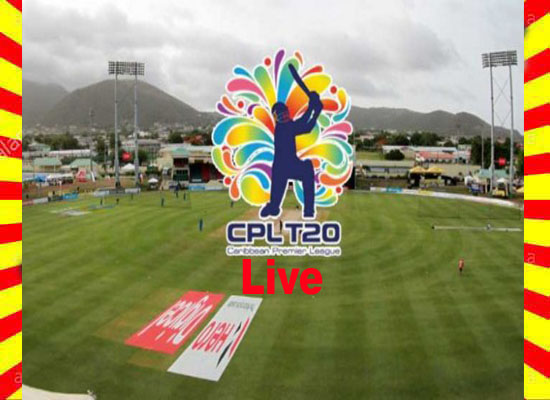Caribbean Premier League 2020 Watch Live