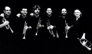 Recital: Brazilian Trumpet Ensemble @ Arneson River Theater