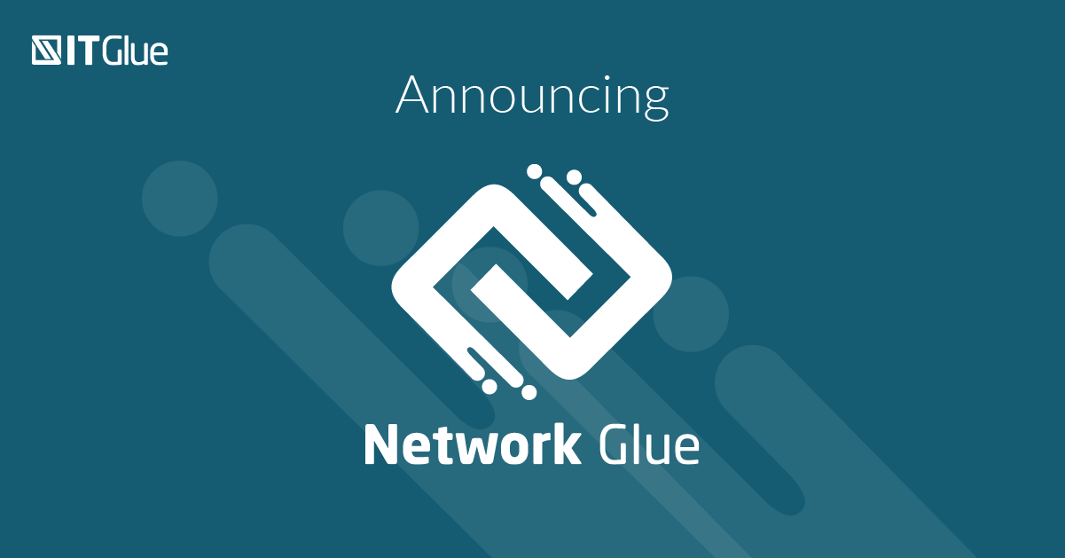 announcing network glue it