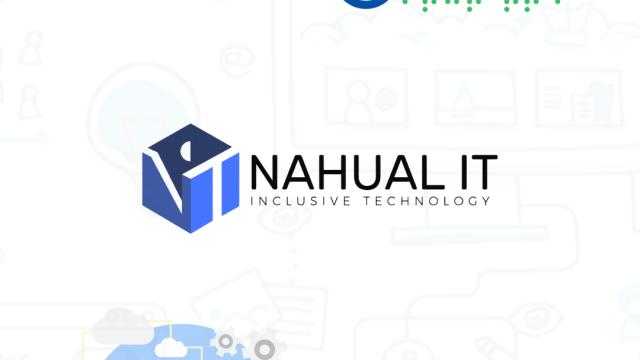 Logo de Nahual IT con logo de HTML5 y W3C.