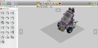 Lego robot simulator - Virtual Robotics Toolkit - ITGS News
