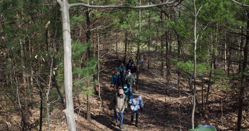 Six Mile Creek - rim trail 068