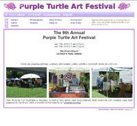 Purple Turtle Arts Festival