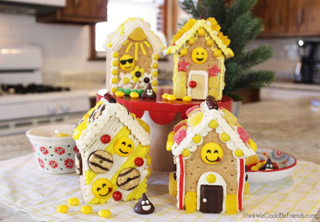 Gingerbread House Decorating Ideas Easy