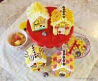 Emoji Party Ideas: Emoji Gingerbread House DIY Build ...