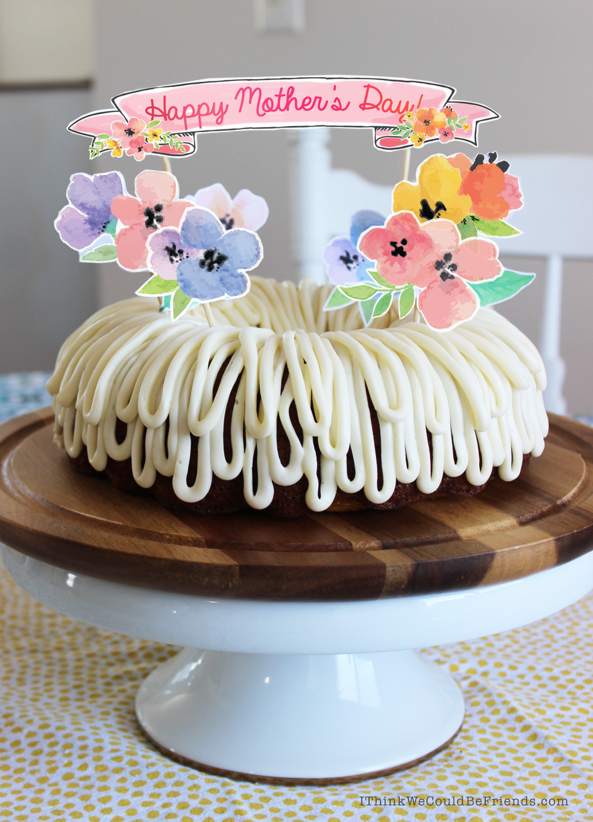 Mother Day Cake Ideas