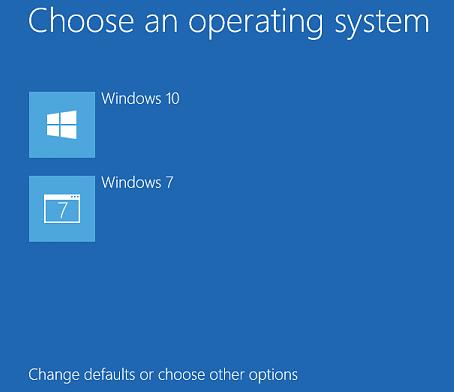 menu window boot manager pada windo 8 dan ke atas