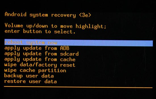 recovery mod untuk android