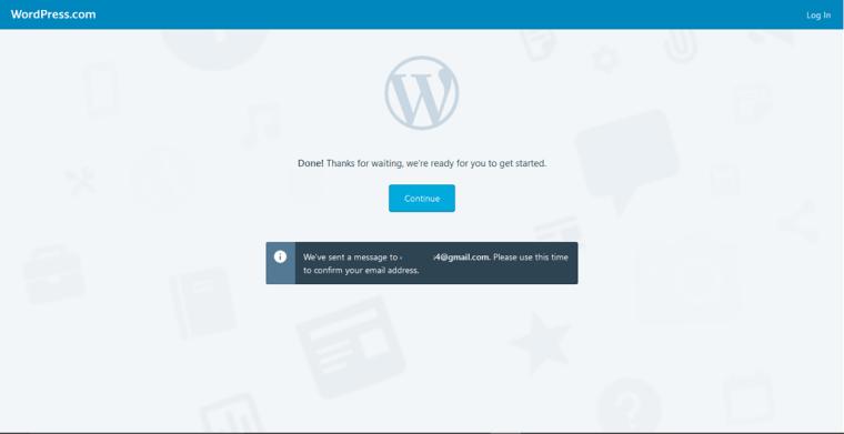 daftar wordpress siap