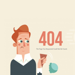 masalah 404 error page not found wordpress