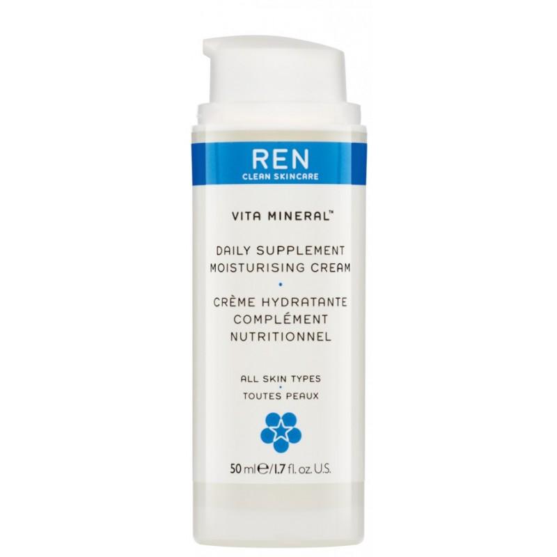 Crème hydratante complément nutritionnel 50 ml Ren