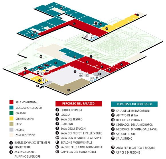 Informazioni Utili Ferrara  Itinerario di Viaggio