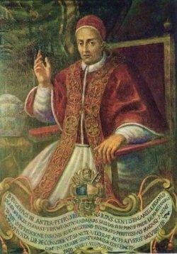 blaženi Evgenij III. - papež