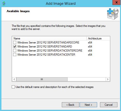 How to deploy OS through WDS (15)