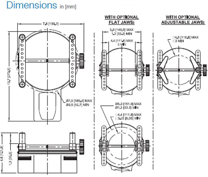 Mark 10 Series TT01 Digital Cap Torque Gauges
