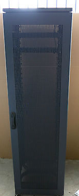 Sun Microsystems 42U Server Cabinet Rack Enclosure Missing