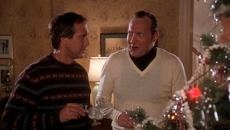 dont be that guy cousin eddie it in the d