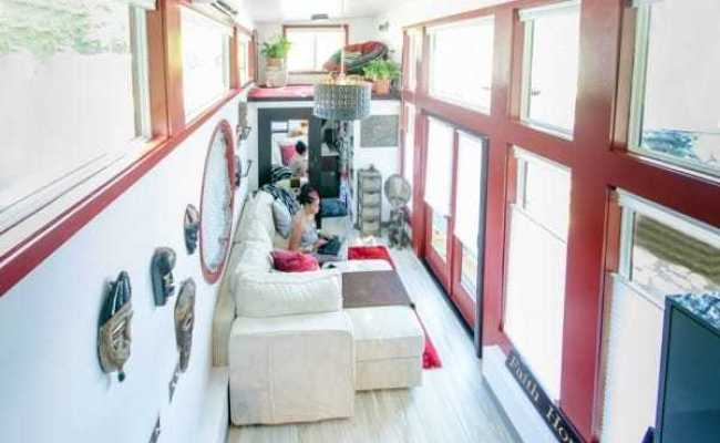This Tiny House On Wheels Is So Much More Than A Trailer